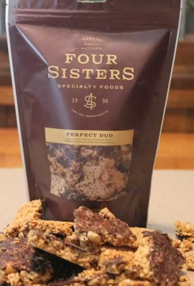 Perfect Duo Granola Clusters
